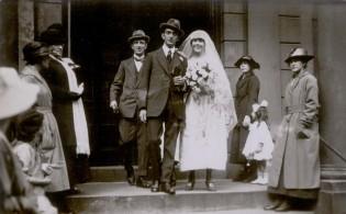 ella frank wedding
